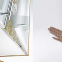 Incremento Bisagras Blum con Freno Blumotion 107º