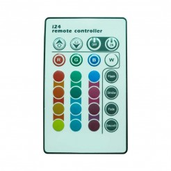 Controlador Color Luces Led Strip RGB