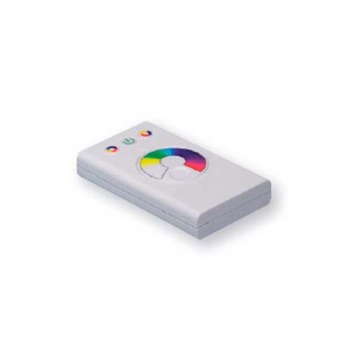 Transformador RGB 4 vías 15W 230V + Mando a Distancia