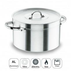 Cacerola Alta con Tapa Chef-Aluminio