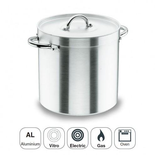 Olla Recta con Tapa Chef-Aluminio
