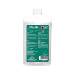 Botella 840 g Gel Combustible Etanol