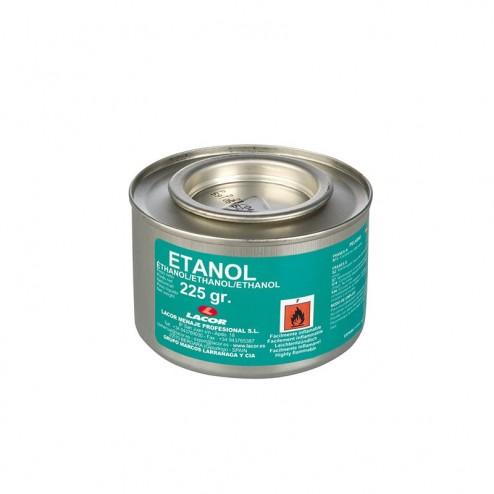 Lata 225 g Gel Combustible Etanol