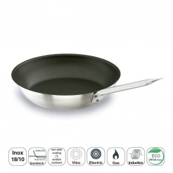 Sartén Chef-Inox Plus Fondo Sándwich Inox