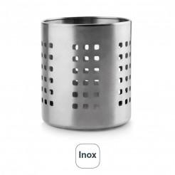 Contenedor de Cubiertos Inox