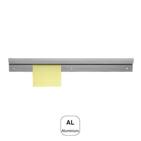 Barra Aluminio para Sujeción de Notas