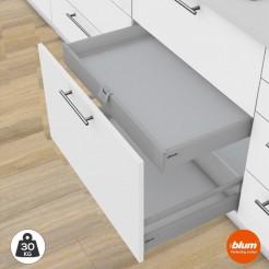 Cajón interior BLUM CON TABLERO Fondo 50 cm