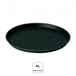 Molde Pizza Aluminio Perforado