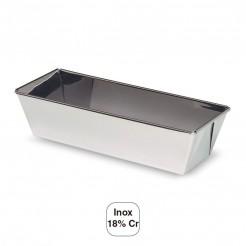 Molde Cake Liso Inox 18% Cr.