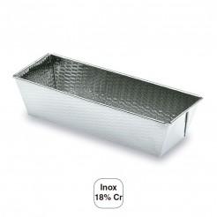 Molde Cake Inox 18% Cr.