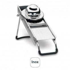 Mandolina Inox Luxe con 5 Cuchillas