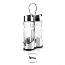 Juego Aceitera-Vinagrera Basic Inox