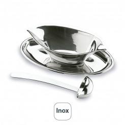 Salsera Luxe con Cacillo Inox