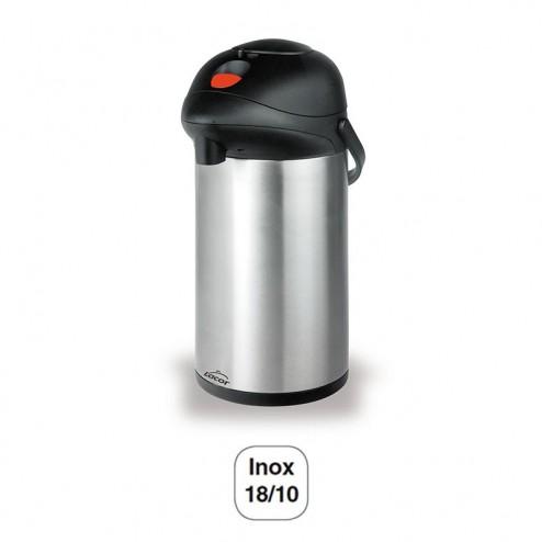 Termo Air Pot Inox 18/10