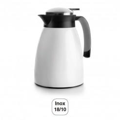 Servidor Termo Inox 18/10 Black & White