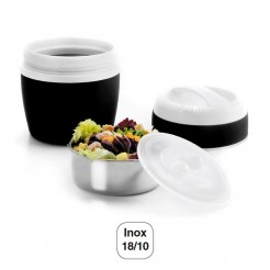 Termo para Alimentos Soft Touch Inox 18/10