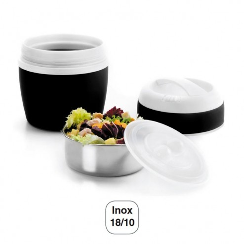 Termo para Alimentos Soft Touch Inox 18/10