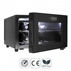 Armario Bajo Refrigerador Eléctrico 23 l/50 W - 8 Botellas Black Line