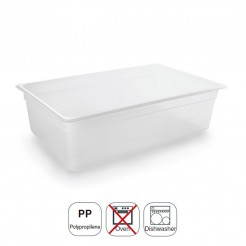 Cubeta Polipropileno Gastronorm 1/1