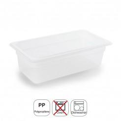 Cubeta Polipropileno Gastronorm 1/4