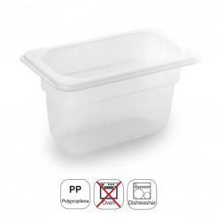 Cubeta Polipropileno Gastronorm 1/9