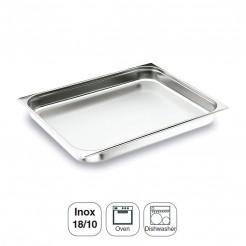 Cubeta Inox 18/10 Gastronorm 2/1