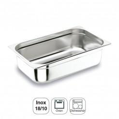 Cubeta Inox 18/10 Gastronorm 1/1