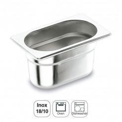Cubeta Inox 18/10 Gastronorm 1/3