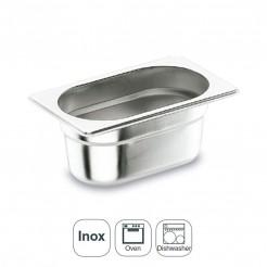 Cubeta Inox Gastronorm 1/4