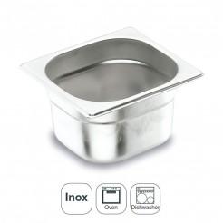 Cubeta Inox Gastronorm 1/6