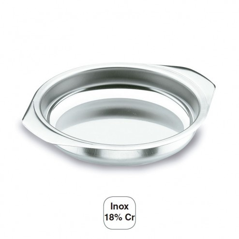 Plato de Huevos Inox 18% Cr.