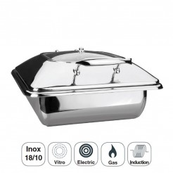 Cuerpo Chafing Dish Luxe Inox Gastronorm 2/3