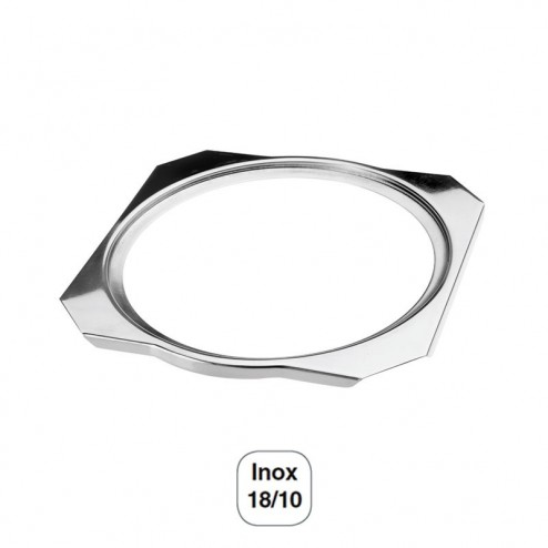 Aro Complemento Chafing Dish 18 cm Inox