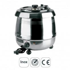 Olla Calentador Eléctrico Sopa Inox