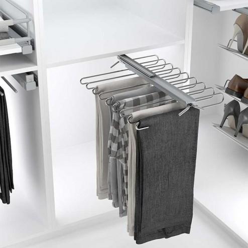 Pantalonero extraible armario ropero