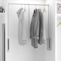 Elevador ropa abatible B armario ropero
