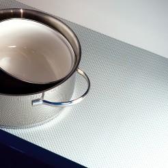 Esterilla Antideslizante para Cajones Gris 1.2 mm (1.5 m)