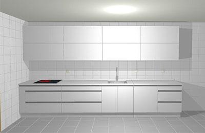 Diseño Cocina 3D y Presupuesto - MiCocinaOnline.com