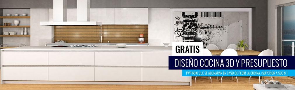 Dise o cocina 3d y presupuesto for Diseno cocinas 3d gratis espanol
